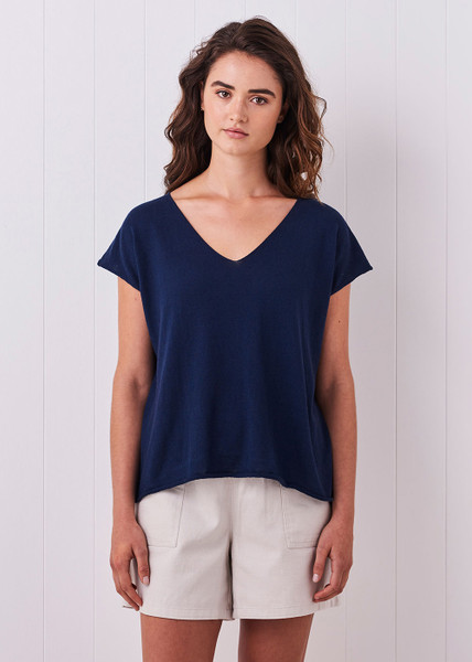 Tully Tee - Royal
