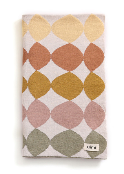 Pebbles Blanket - Terracotta
