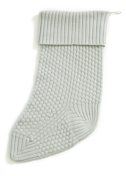 Bellamy Christmas Stocking - Marble