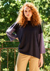 Juliet Top - Mulberry