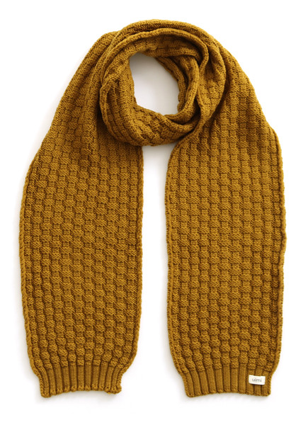 Bellamy Scarf - Brass