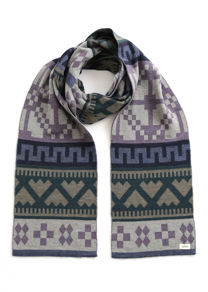 Prairie Scarf - Fig