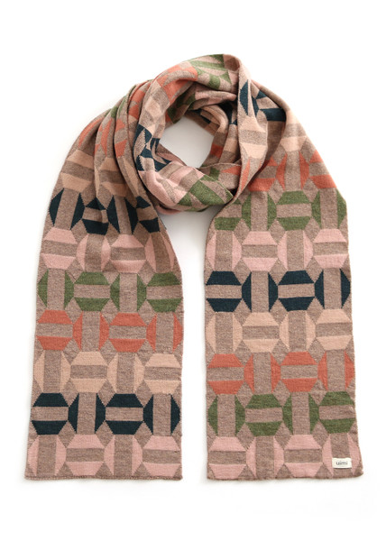 Rex Scarf - Butterscotch