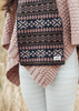Alice Kids Scarf - Rosewood