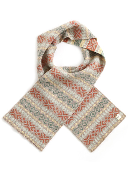 Alice Kids Scarf - Wheat