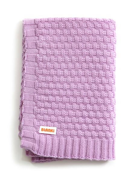 Bellamy Blanket - Lilac