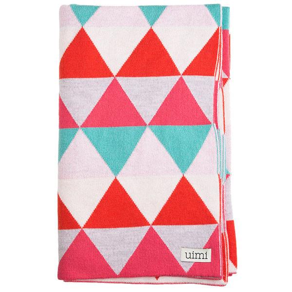 Indiana blanket - Azalea