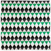 Indiana kids blanket - Emerald
