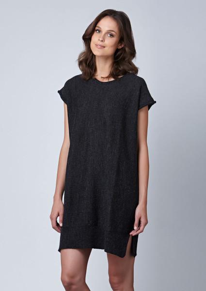 Georgia dress - Charcoal