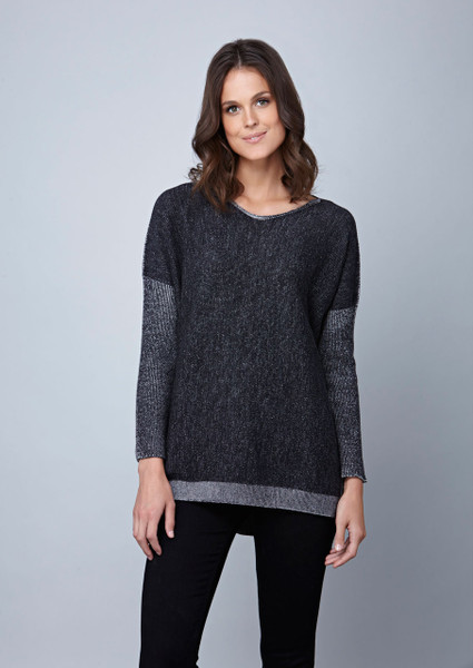Tabitha jumper - Black