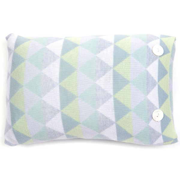 Bindi oblong cushion - Chambray