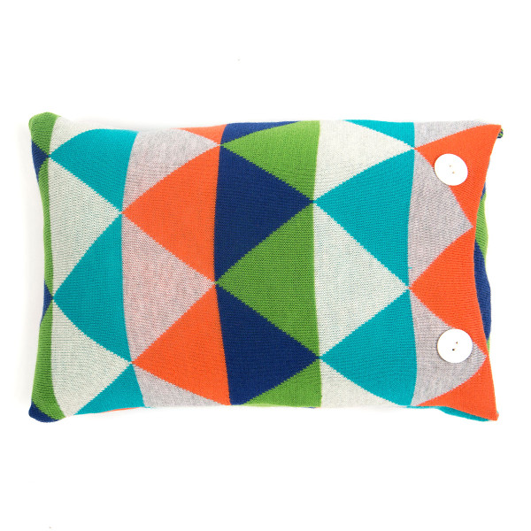 Indiana oblong cushion - Marmalade