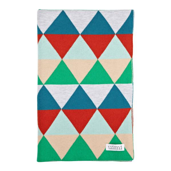Indiana blanket - Caribbean