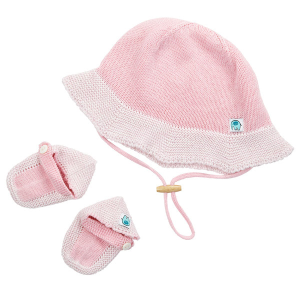 Sally baby set - Rose