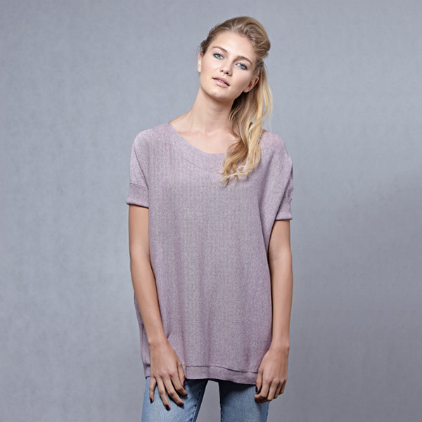 Pippa top - Heather
