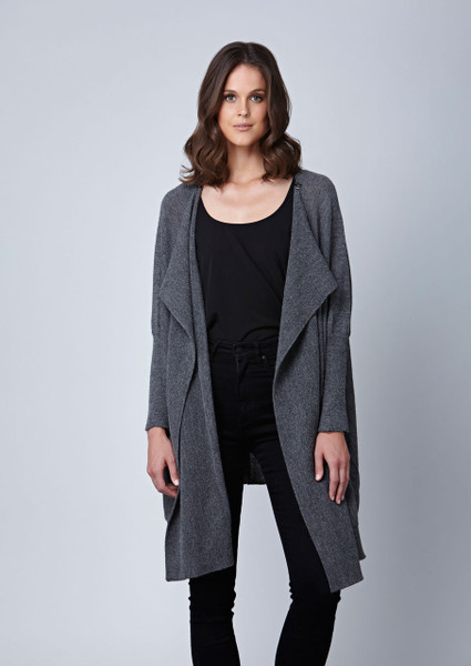 Willow cardigan - Ash