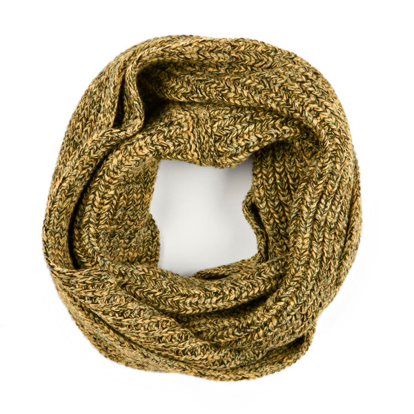 Boris scarf - Mustard