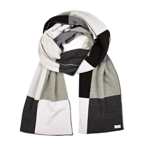 Frankie scarf - Coal