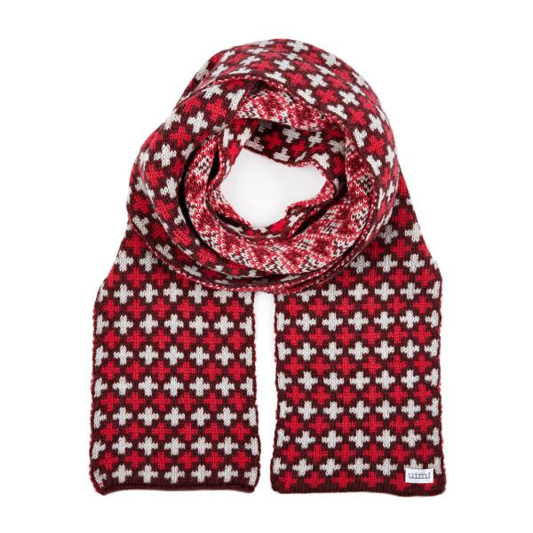 Holly scarf - Azalea