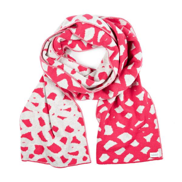 Lauren scarf - Azalea
