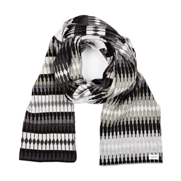 Liza scarf - Coal