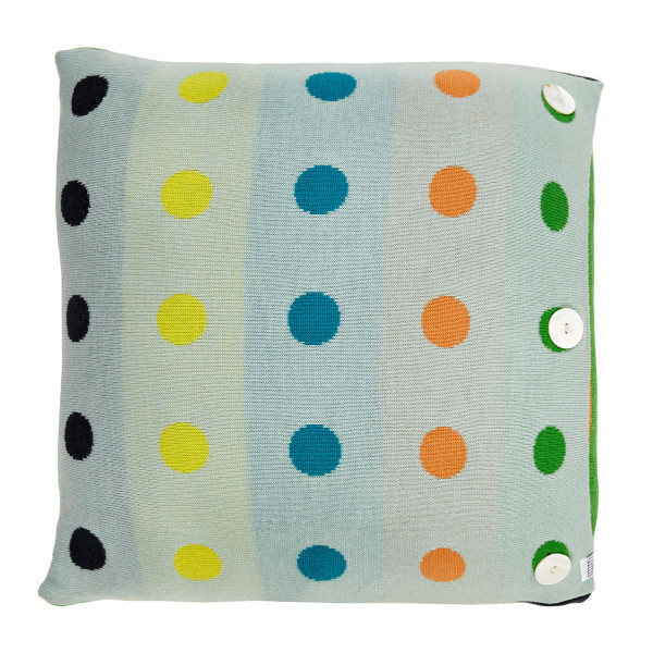 Peggy square cushion - Jungle
