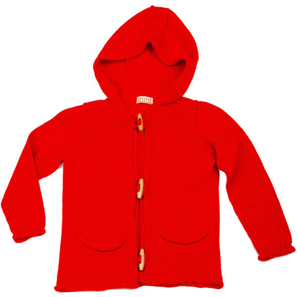 Troy hoodie - Poppy