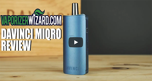 Vaporizer Wizard video review