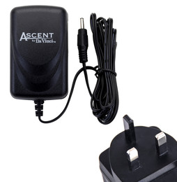 Ascent Vaporizer Wall Charger 110V-240V (UK)