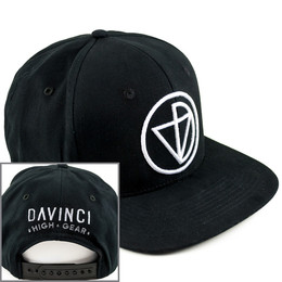 "DaVinci ""High Gear"" Stash Hat"