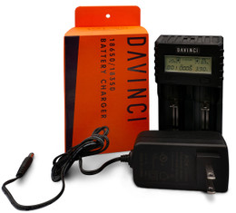 Fast Digital Battery Charger