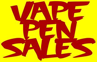 Vape Pen Sales
