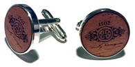 1502 Cigars cufflinks