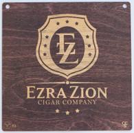 Ezra Zion placard