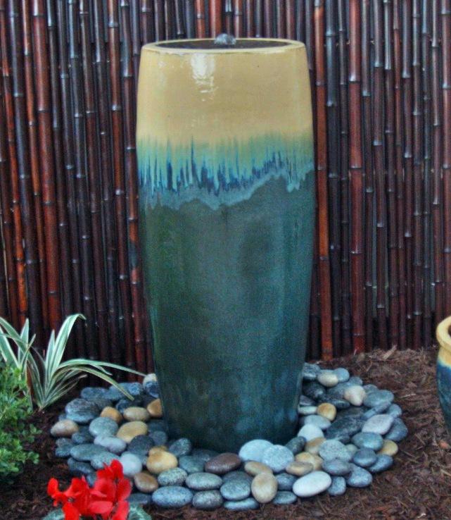 Infinity Bubbler Fountain
