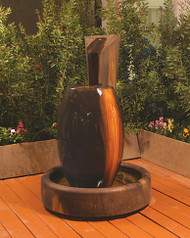 Canister Fountain
