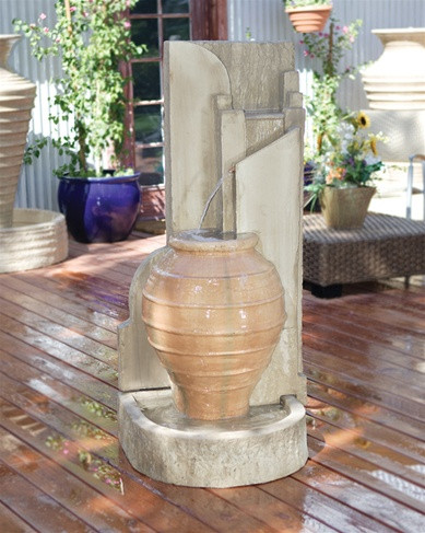 Honey Pot Fountain