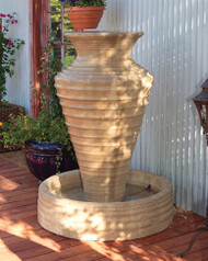 Olive Jar Fountain (Large)