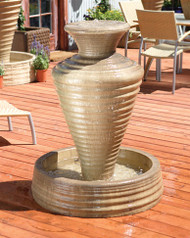 Olive Jar Fountain (Small)