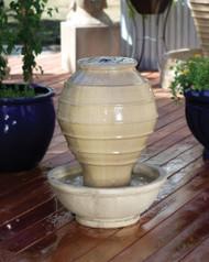 Greek Jar Fountain
