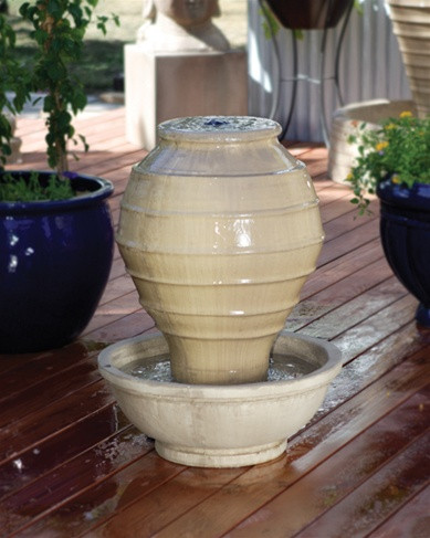 Greek Jar Fountain