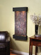 Blackened Copper Trim with Rajah Slate