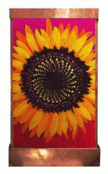 Sunflower Art Fountain