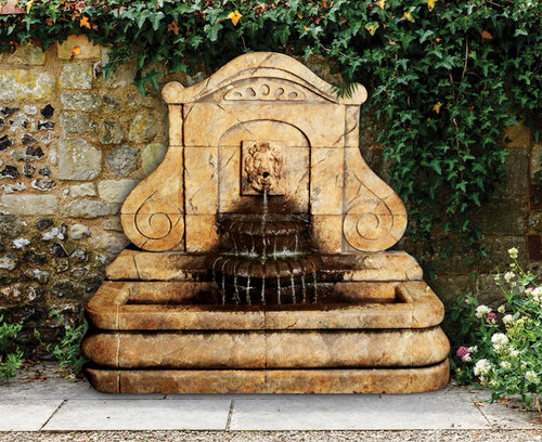 Image of Henri Studio Avignon Lion Fountain