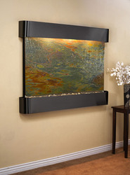 Blackened Copper Trim with Featherstone Slate