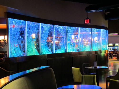 Water Gallery Latitude 30 Bubble Wall Water Gallery Llc