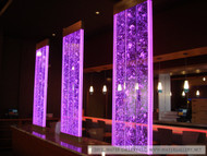 Water Gallery Restaurant Trio of Bubble Panels