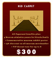 Membership: Red Carpet