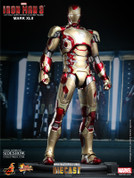 Hot Toys - Iron Man 3 - Mark 42 - Die Cast
