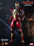 Hot Toys - Iron Man 3 - Mark 17 - Heartbreaker